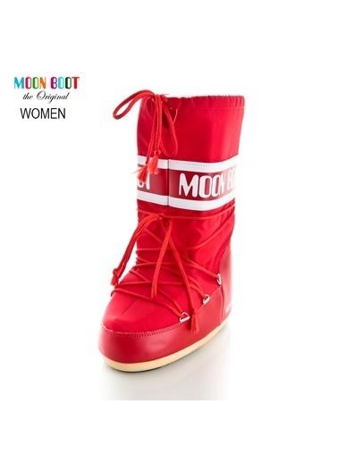 Moon Boot Bot Kırmızı